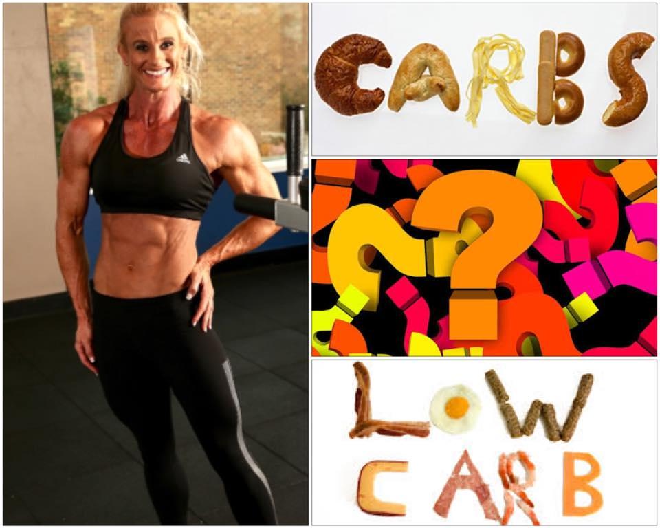 CARBS LOW CARB