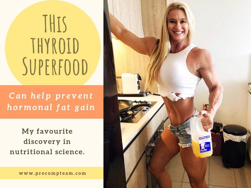 Thyroid Super Food